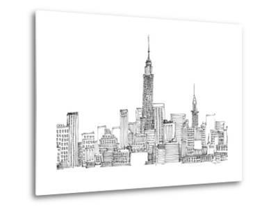 New York Skyline Crop
