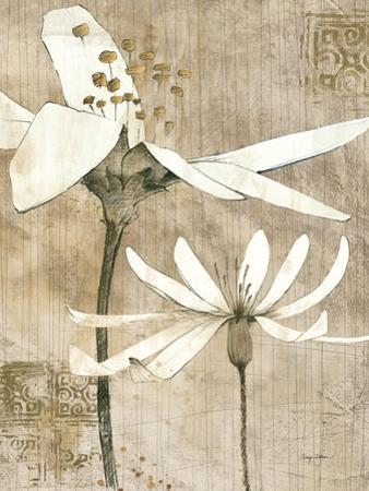 Pencil Floral II by Avery Tillmon