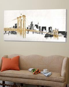 Skyline Crossing by Avery Tillmon