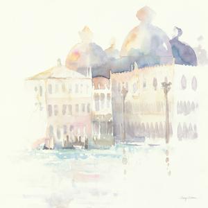 Venice Evening Square by Avery Tillmon