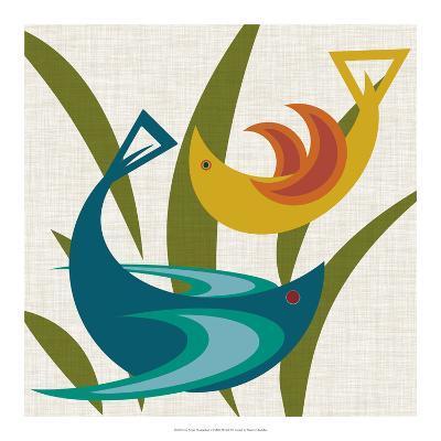 Avian Abstraction I-Sharon Chandler-Art Print