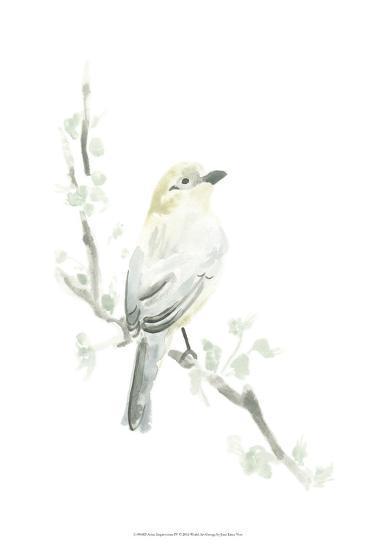 Avian Impressions IV-June Erica Vess-Art Print