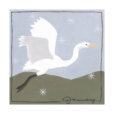 Avian January-Megan Meagher-Art Print
