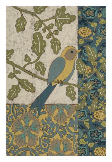 Avian Ornament I-Chariklia Zarris-Premium Giclee Print