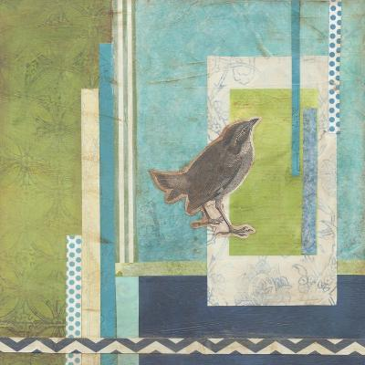 Avian Scrapbook II-Erica J^ Vess-Art Print