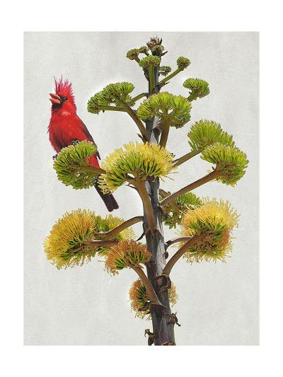Avian Tropics I-Chris Vest-Art Print