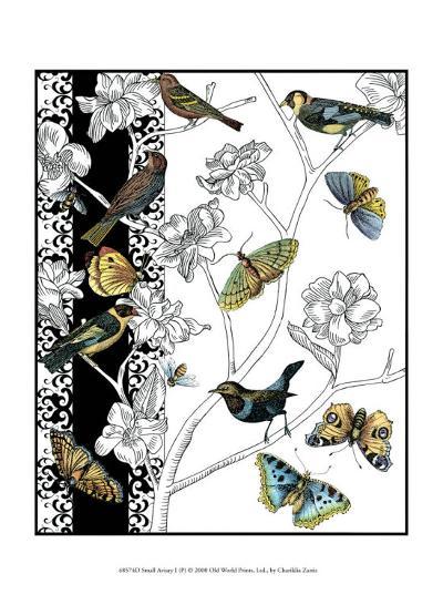 Aviary I-Chariklia Zarris-Art Print
