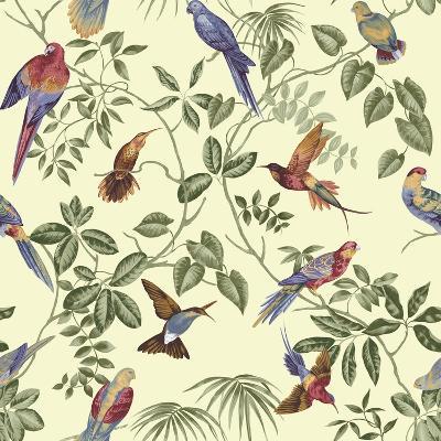 Aviary Neutral-Bill Jackson-Giclee Print
