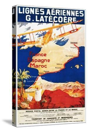 Aviation Poster, 1921