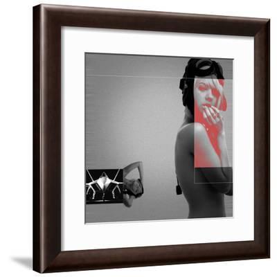 Aviator-NaxArt-Framed Premium Giclee Print