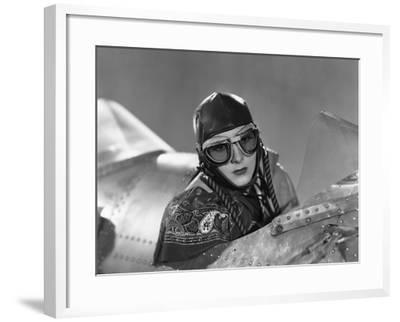 Aviatrix--Framed Photo
