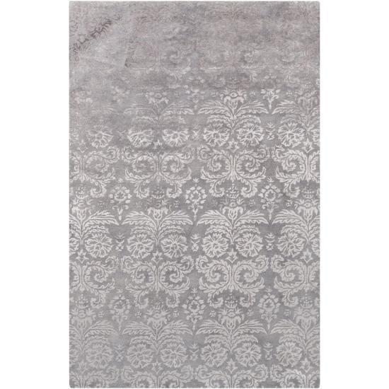 """Avignon Area Rug - Lavender/Ash Gray 5' x 7'6""""--Home Accessories"""