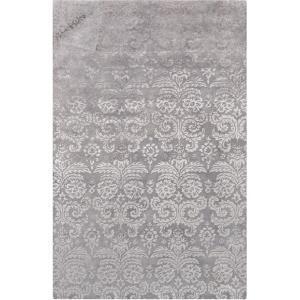 """Avignon Area Rug - Lavender/Ash Gray 5' x 7'6"""""""
