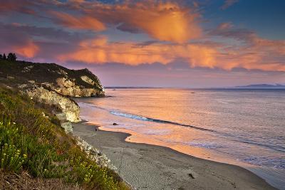 Avila Beach at Sunset-Mimi Ditchie Photography-Photographic Print