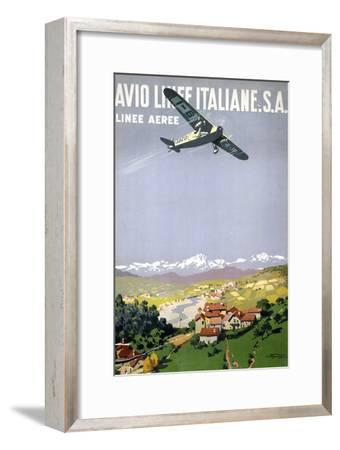 Avio Linee Italiane. S.A.
