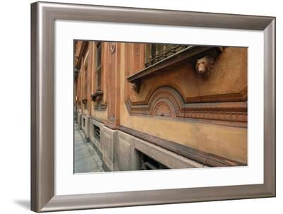 Avogadro Di Quinto Palace--Framed Photographic Print