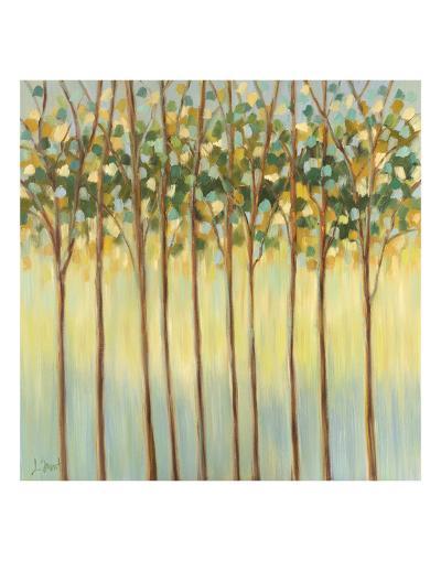 Awakening Tree Tops-Libby Smart-Art Print