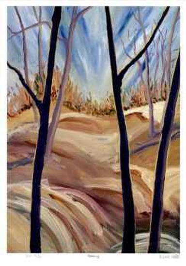 Awakening-Robert Pellelt-Collectable Print