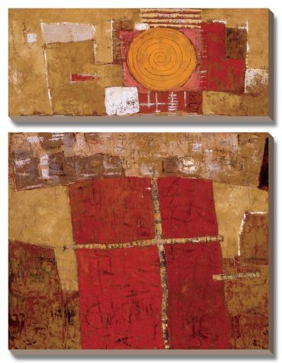 Awakening-Zivana Gojanvoic-Canvas Art Set