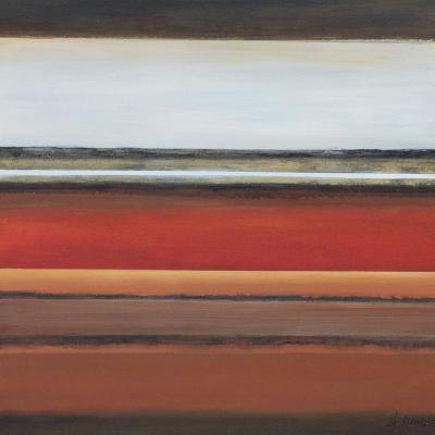 Award Winning Orange I-Willie Green-Aldridge-Art Print