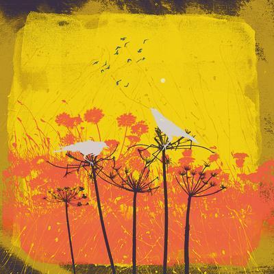 Away From The Flock I-Ken Hurd-Giclee Print