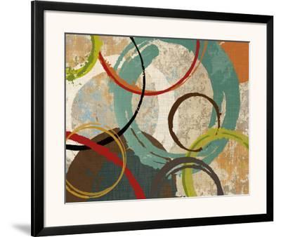 Away We Go II-Maria Donovan-Framed Art Print