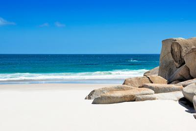 Awesome South Africa Collection - Boulders on the Beach I-Philippe Hugonnard-Photographic Print