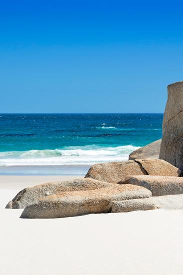 Awesome South Africa Collection - Boulders on the Beach II-Philippe Hugonnard-Photographic Print