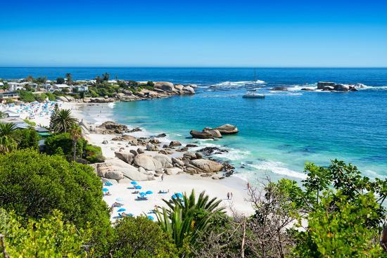 Awesome South Africa Collection - Clifton Beach Cape Town-Philippe Hugonnard-Photographic Print