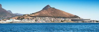 Awesome South Africa Collection Panoramic - Idyllic Moutain and sea Scenery - Cape Town-Philippe Hugonnard-Photographic Print