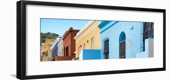 Awesome South Africa Collection Panoramic - Sensory Colors Cape Town-Philippe Hugonnard-Framed Photographic Print