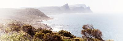 Awesome South Africa Collection Panoramic - South Peninsula Landscape - Cape Town II-Philippe Hugonnard-Photographic Print