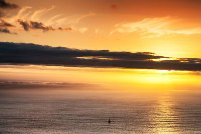 Awesome South Africa Collection - Sea Tranquility at Sunset II-Philippe Hugonnard-Photographic Print