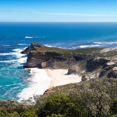 Awesome South Africa Collection Square - Cape of Good Hope-Philippe Hugonnard-Photographic Print