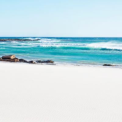 Awesome South Africa Collection Square - White Sand-Philippe Hugonnard-Photographic Print