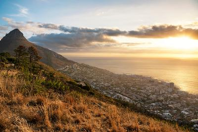 Awesome South Africa Collection - Sunset Cape Town-Philippe Hugonnard-Photographic Print