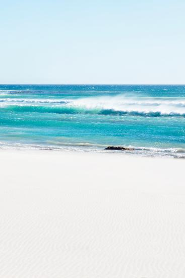 Awesome South Africa Collection - White Sand Beach III-Philippe Hugonnard-Photographic Print
