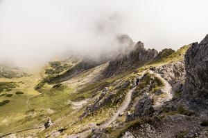 Hiking The Liechtensteiner Panoramaweg by Axel Brunst
