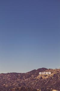 Hollywood Sign, Los Angeles, CA, USA: Famous Hollywood Sign Viewed From The Griffith Observatory by Axel Brunst