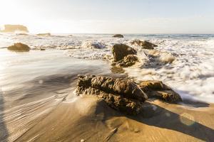 Malibu, California, USA: Famous El Matador Beach In Summer In The Early Morning by Axel Brunst