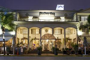 The Betsy Ross, Luxury Hotel in Art Deco Style, Ocean Drive, Miami South Beach, Art Deco District by Axel Schmies