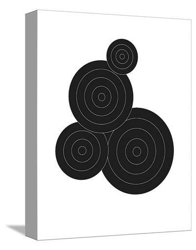 Axis Universe-Dan Bleier-Stretched Canvas Print