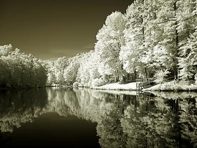 Ayer's Lake I-Alan Hausenflock-Photographic Print