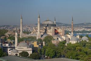 Hagia Sophia Museum by Ayhan Altun
