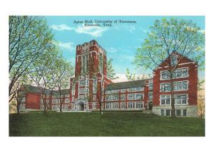 Ayres Hall, University of Tennessee, Knoxville, Tennessee