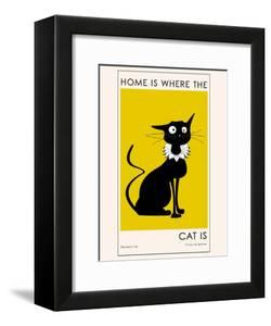 Home Is where The Cat Is by Ayse