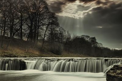 Aysgarth Falls; Yorkshire England-Design Pics Inc-Photographic Print