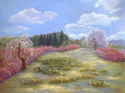 Azalea Meadow-Judy Mastrangelo-Giclee Print
