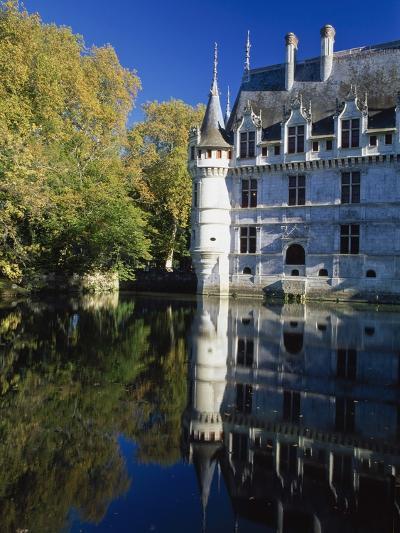 Azay Le Rideau Castle-Design Pics Inc-Photographic Print