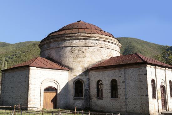 Azerbaijan, Sheki. A 6th-Century Caucasian Albanian Church-Alida Latham-Photographic Print